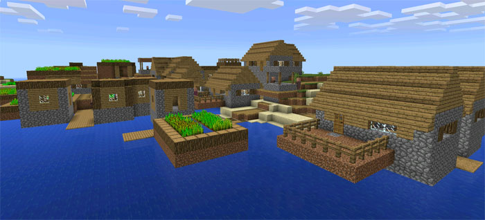 double-village-island-seed-for-mcpe-2.jpg