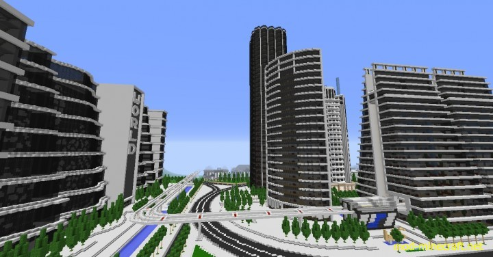 Alleron city map 7 [1.8] Alleron City Map Download