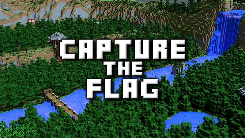 Map 111 2.Capture The Flag Map 1 12 1 1 11 2 For Minecraft Mod Minecraft Net