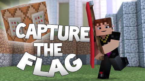 Capture the Flag Map 1.8.7/1.8