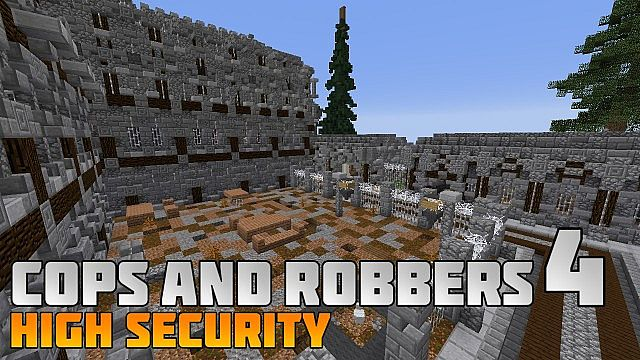 Cops and robbers 4 high security map 175172172 mod cops and robbers 4 mapg publicscrutiny
