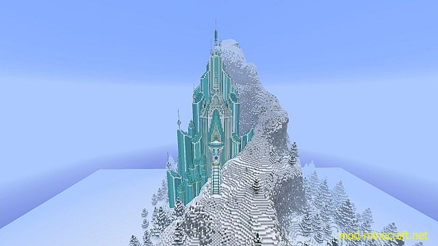 Elsa S Ice Castle Frozen Map 1 7 8 1 7 5 1 7 2 1 6 4