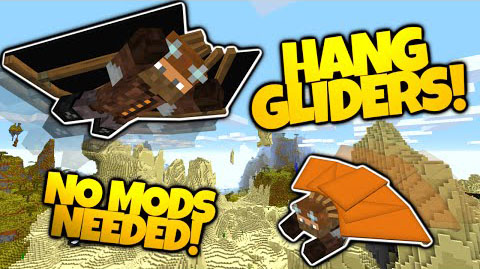 Hang Gliders Map 1.8.7/1.8