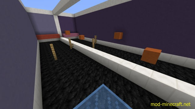 Hologram Parkour Map 1 [1.8] Hologram Parkour Map Download