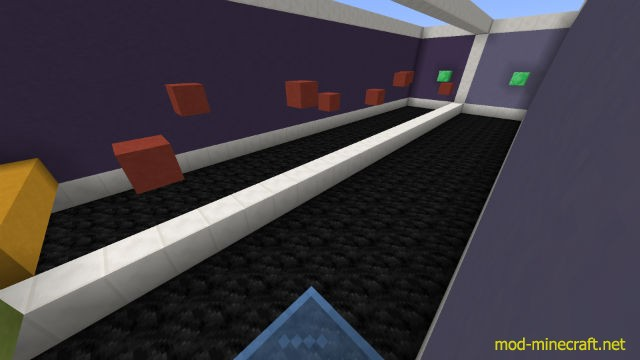 Hologram Parkour Map 5 [1.8] Hologram Parkour Map Download