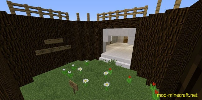 LuckBlock PvP Map 1 [1.8.9/1.8] LuckBlock PvP Map Download