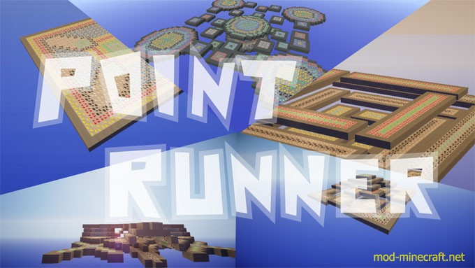 Point Runner (Money Runner) Map 1.8.4/1.8