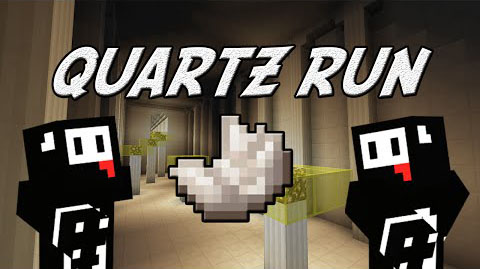 Quartz Run Parkour Map 1.8.7