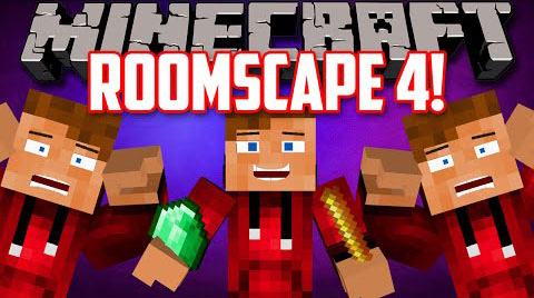 Roomscape 4: The Fourth Map 1.8.3/1.8