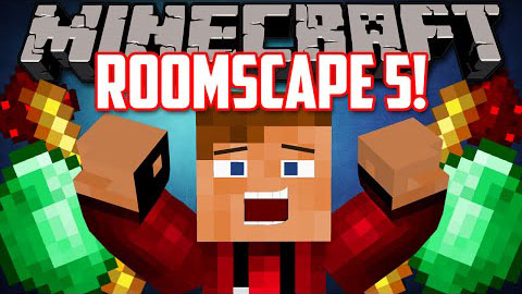 Roomscape 5: End Map 1.8.3/1.8