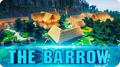The Barrow Adventure Map 1.8.4