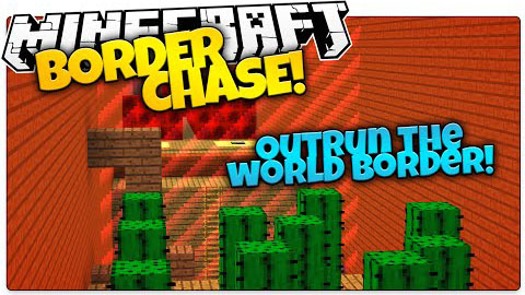 The Border Chase Map 1.8.8/1.8