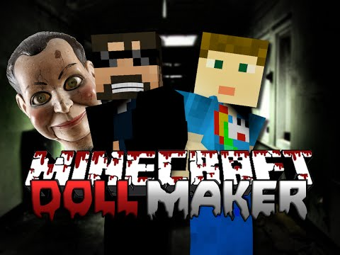 The Doll Maker Map 1.8.4/1.8