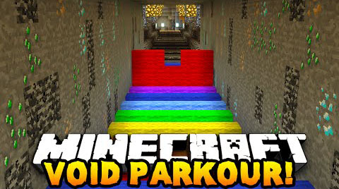 Void Parkour Map [1.8] Void Parkour Map Download