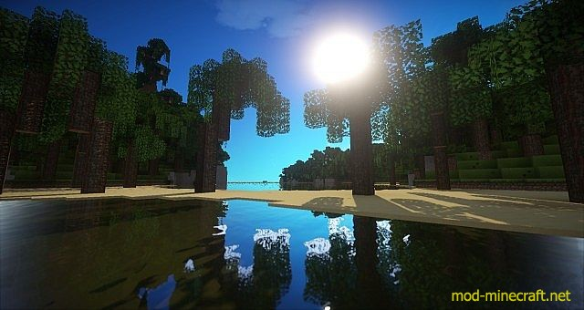 Paradise Map Mod Minecraft Net