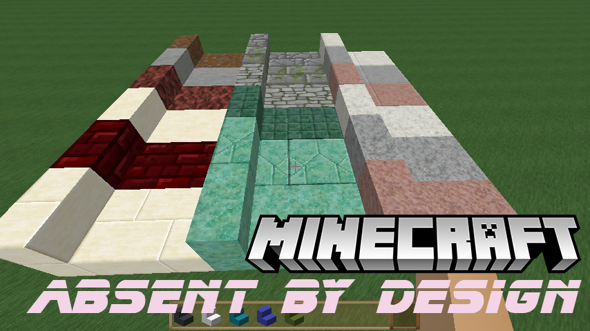 Absent by Design mod for minecraft