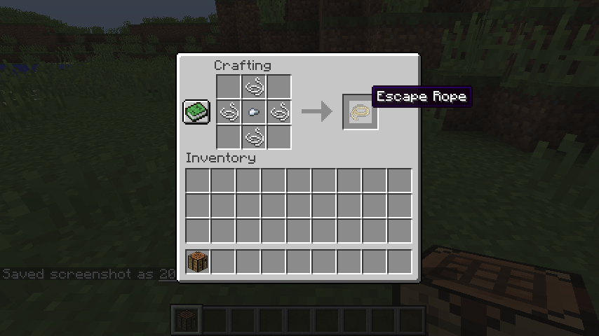 Adventure Tools mod for minecraft recipes 01