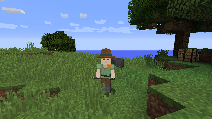 Adventure Tools mod for minecraft screenshots 07