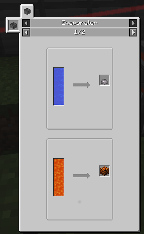 Alchemistry mod for minecraft recipes 03