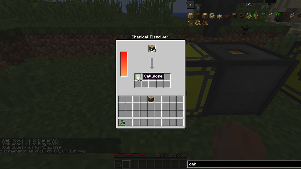Alchemistry mod for minecraft screenshots 02