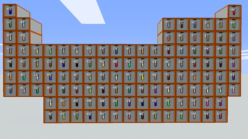 Alchemistry mod for minecraft screenshots 06