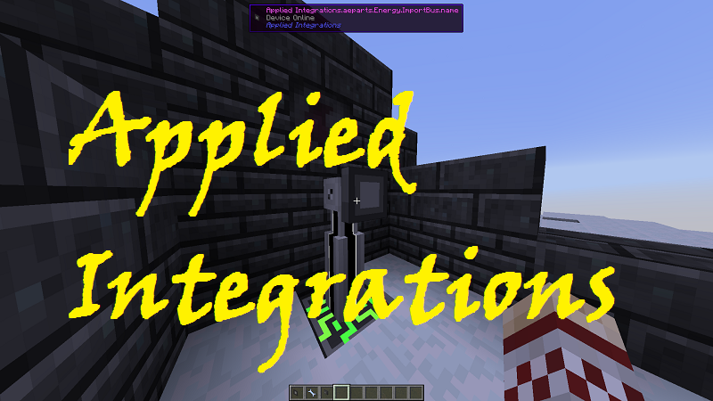 Applied Integrations Mod