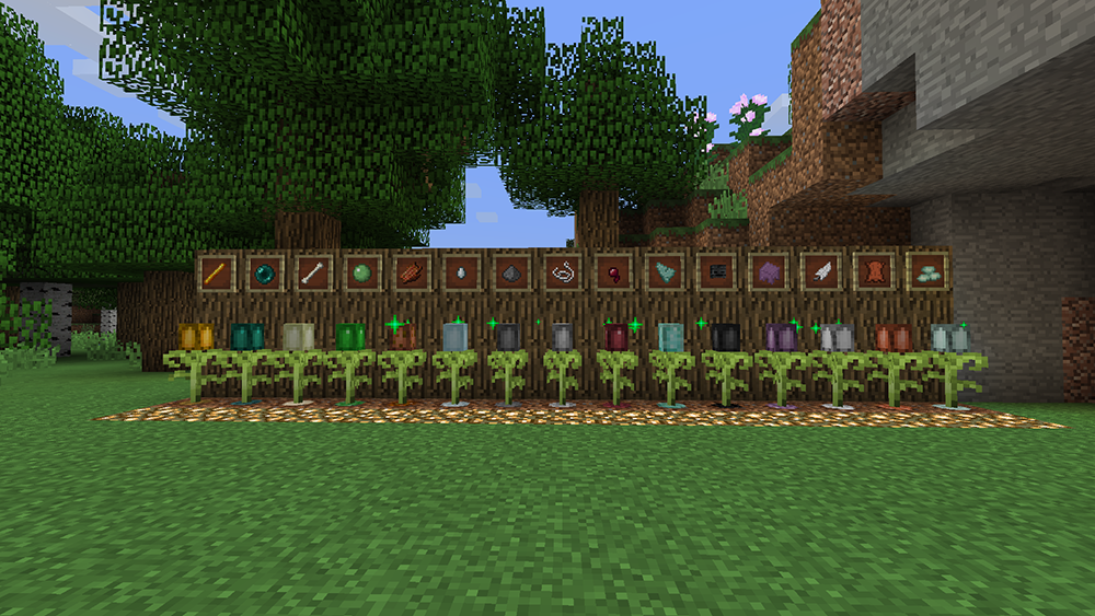 Attained Drops 2 mod for minecraft