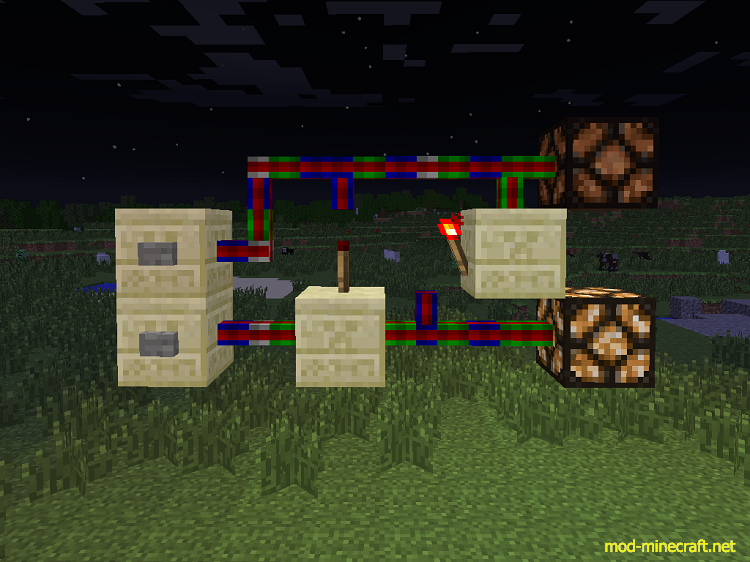 10 2 Wire >> Automated Redstone Mod 1.12.2/1.11.2 for Minecraft - Mod ...