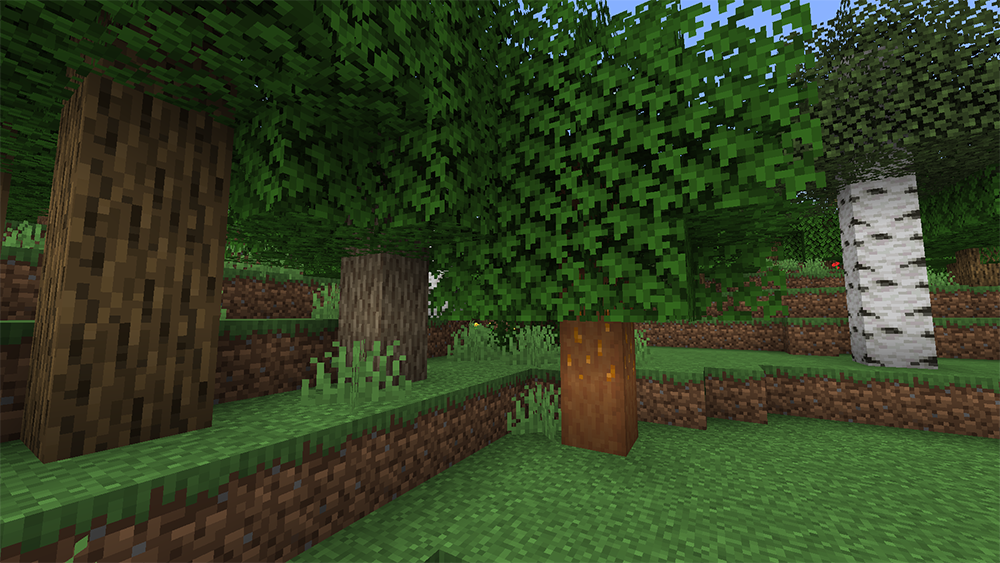 Autumnity mod for minecraft screenshots 02