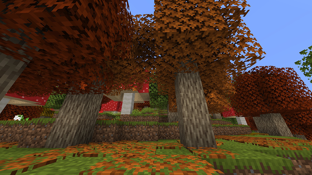 Autumnity mod for minecraft screenshots 06