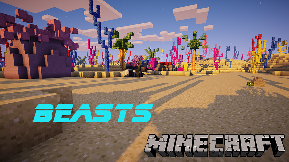Beasts mod for minecraft