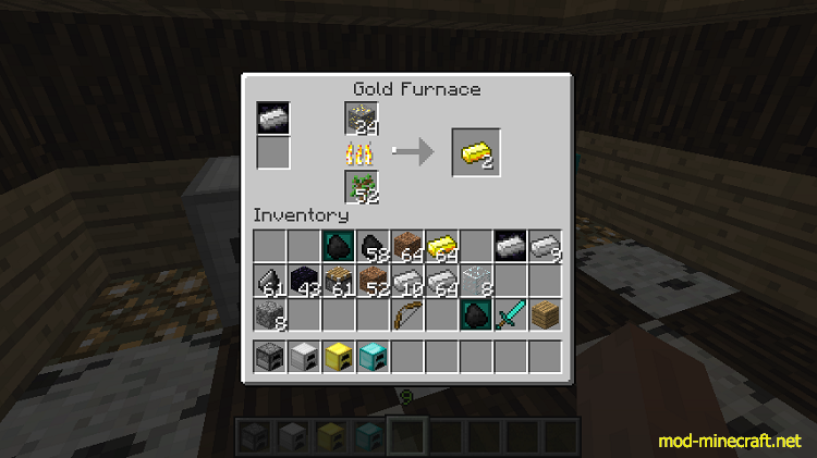 Better furnaces mod 1 minecraft mods for How to craft a furnace in minecraft