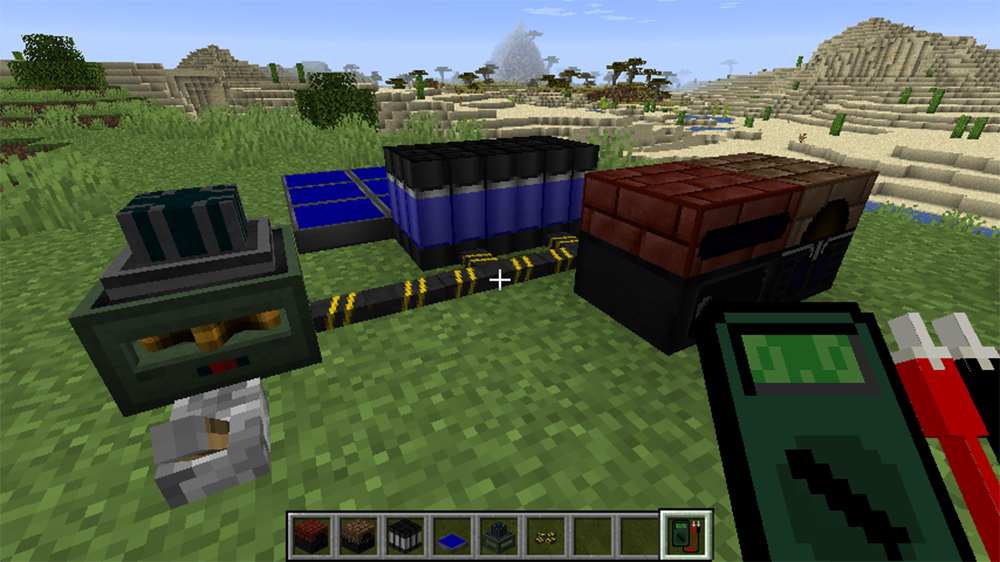 Blue Power mod for minecraft screenshots 07
