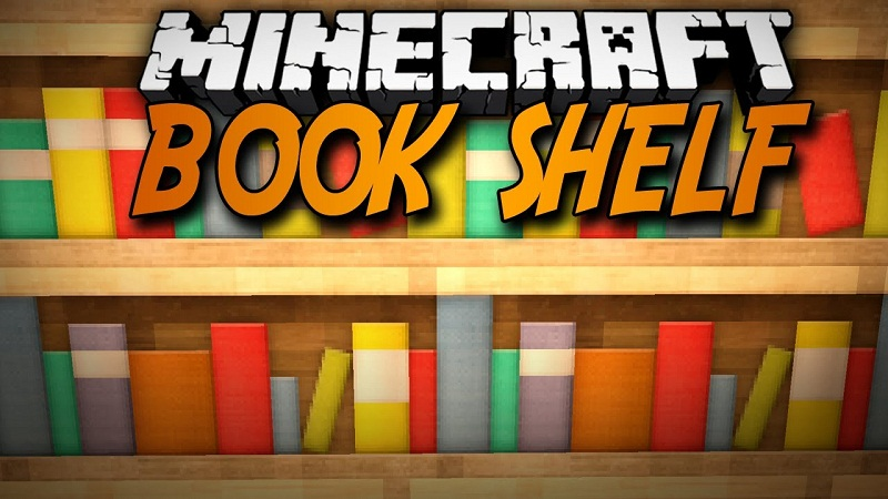 Bookshelf Mod Featured