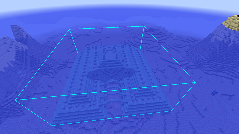Bounding Box Outline Reloaded mod for minecraft screenshots 02