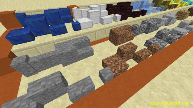 Building Bricks Mod 1 [1.9.4] Building Bricks Mod Download