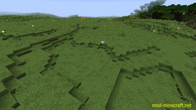 Building Bricks Mod 6 [1.10.2] Building Bricks Mod Download