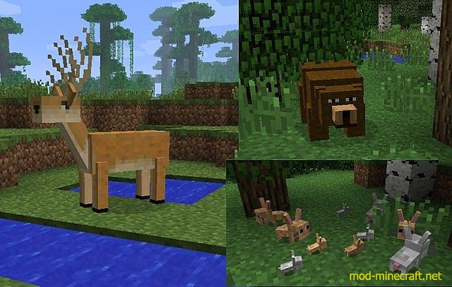 Camping Mod 6 [1.7.10] Camping Mod Download