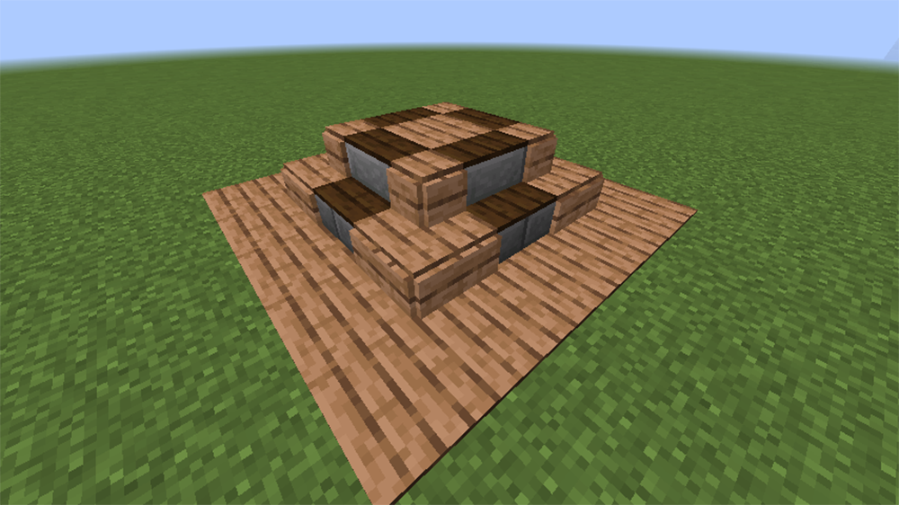 Carpet Stairs mod for minecraft screenshots 03