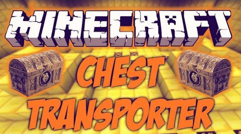 Chest Transporter Mod