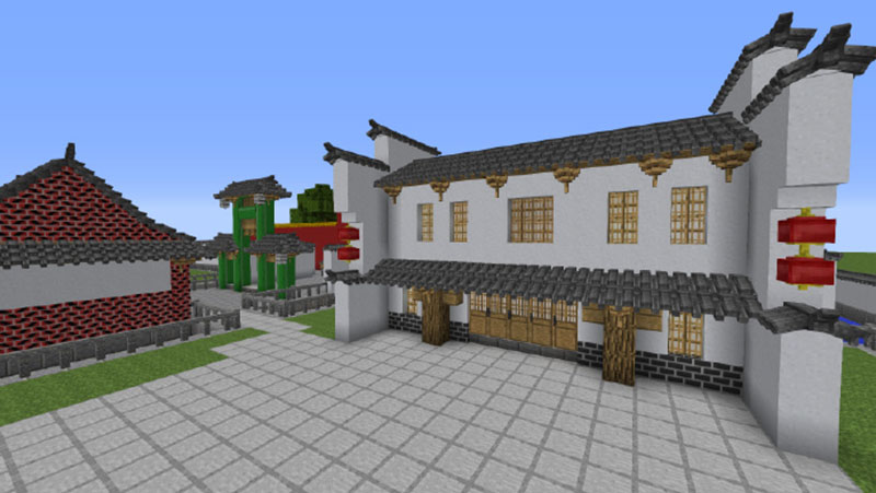 Chinese Workshop mod for minecraft screenshots 03