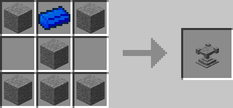 how to make an anvil in minecraft 1.7 2
