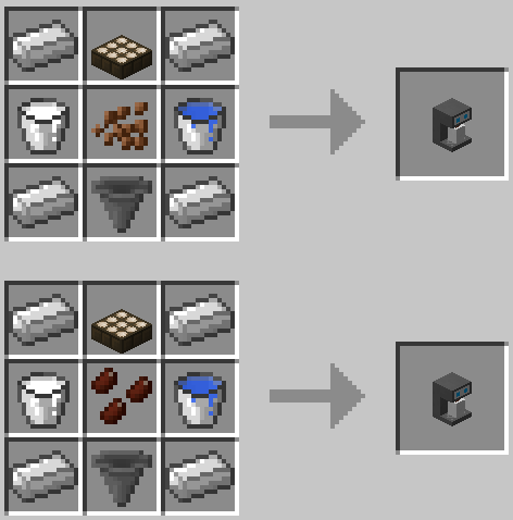 Coffee Spawner mod for minecraft screenshots 09