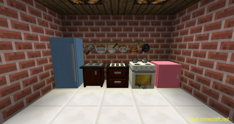Cooking for Blockheads Mod 5 [1.10.2] Cooking for Blockheads Mod Download