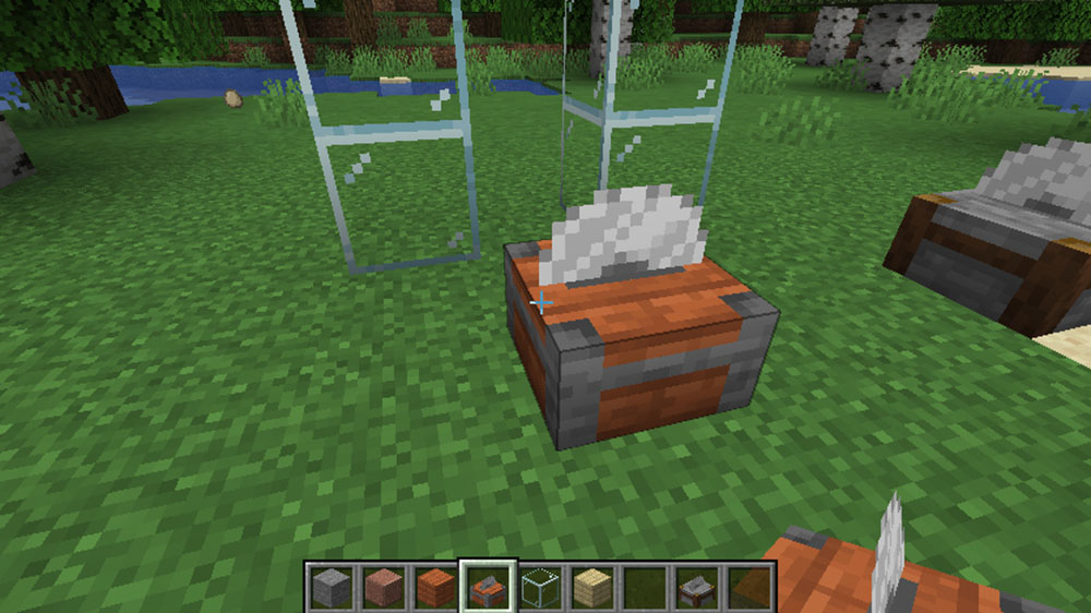 Corail Woodcutter mod for minecraft screenshots 03