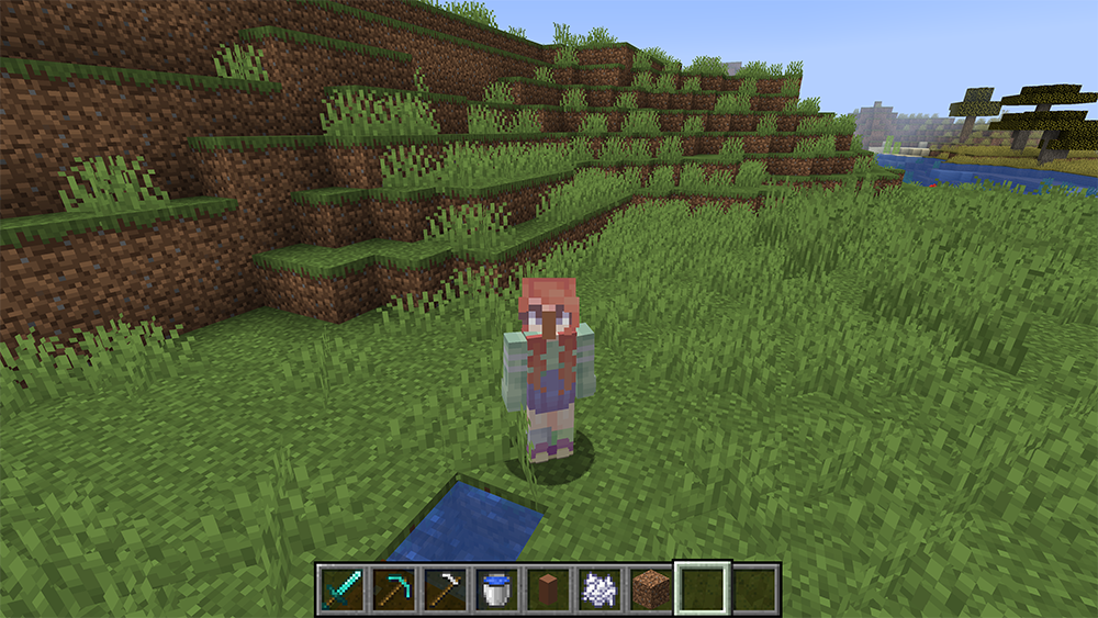 Cuting Villagers Nose mod for minecraft screenshots 02