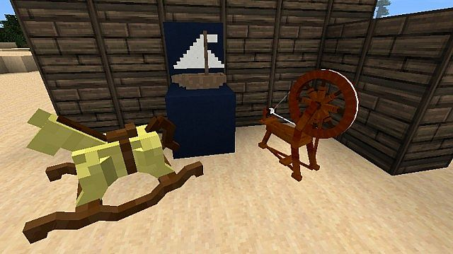 DecoCraft Mod 4 DecoCraft Screenshots