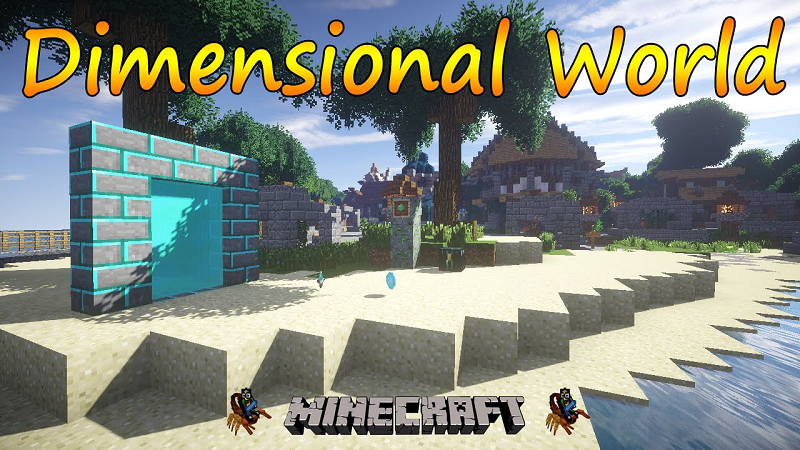Dimensional World Mod