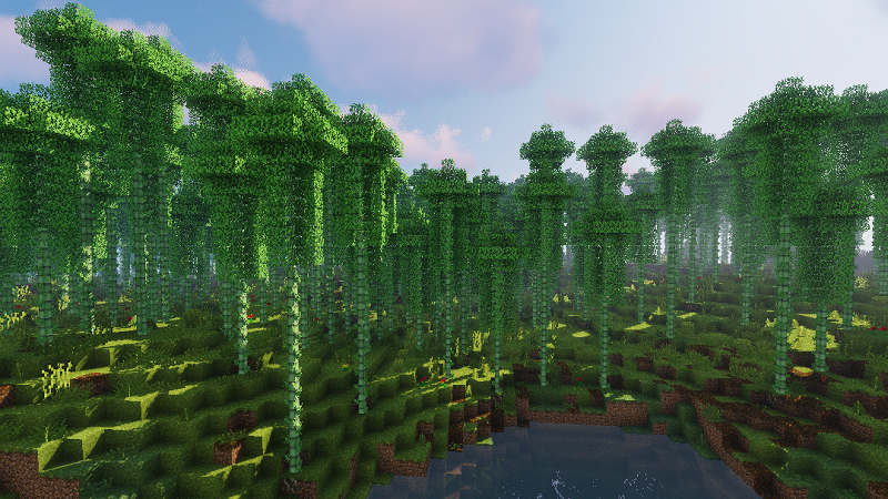 Dynamic Trees Biomes O Plenty Compat Mod Screenshots 1