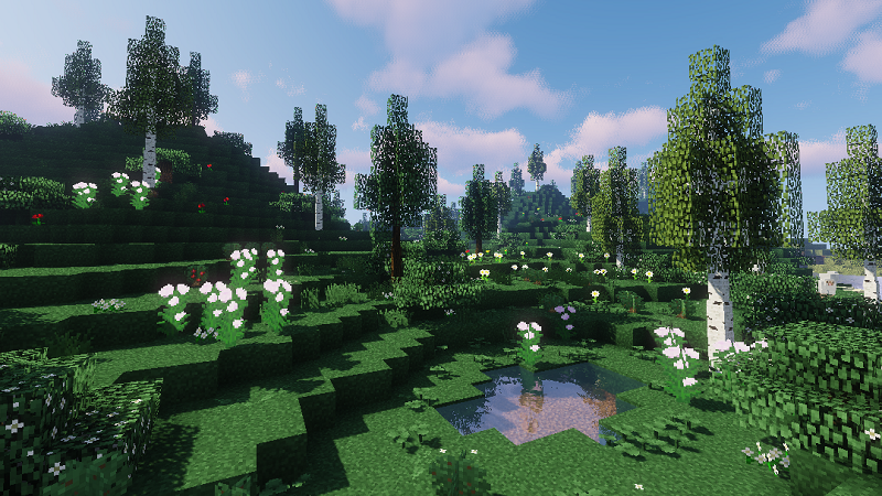 Dynamic Trees Biomes O Plenty Compat Mod Screenshots 10